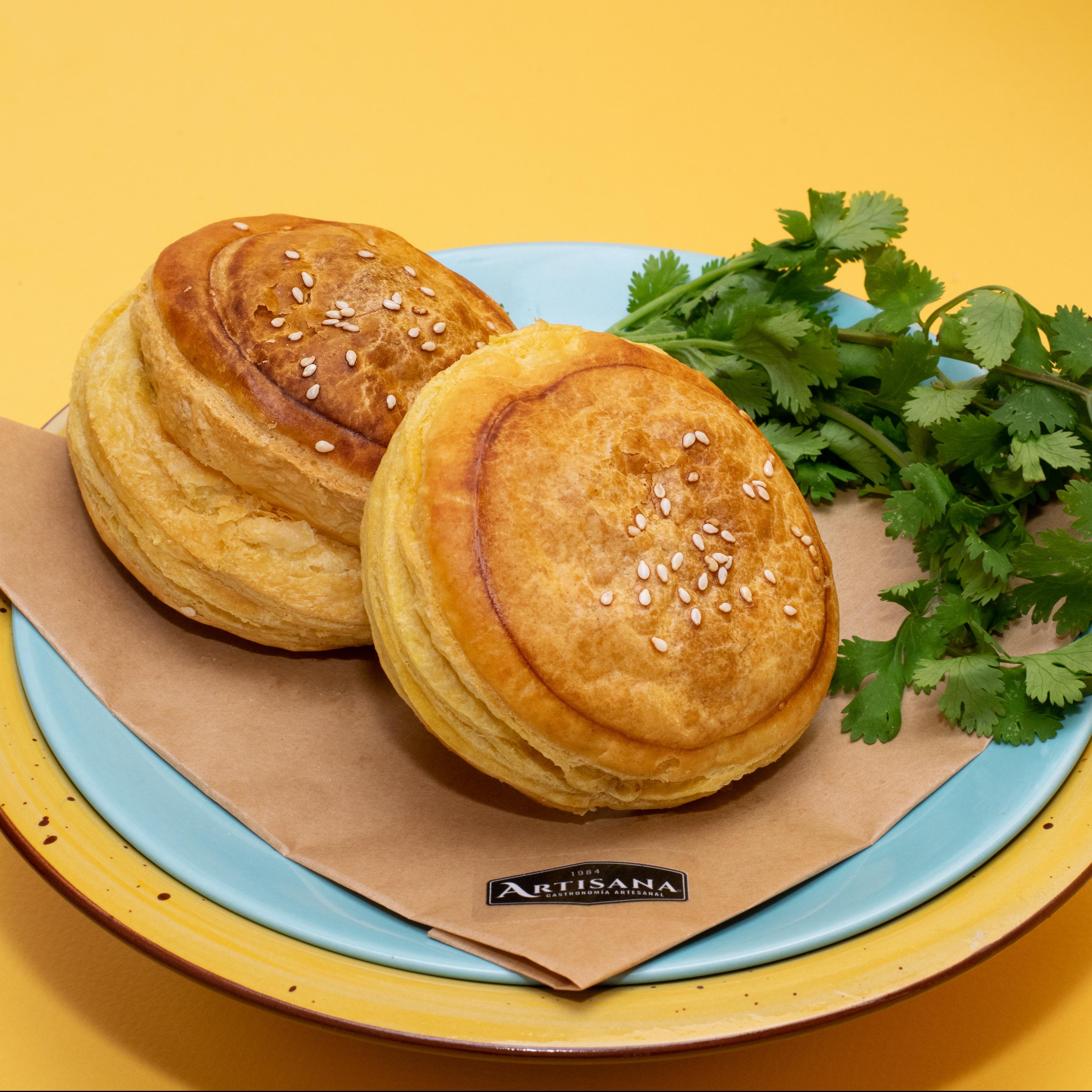 Empanada de ajonjoli 1