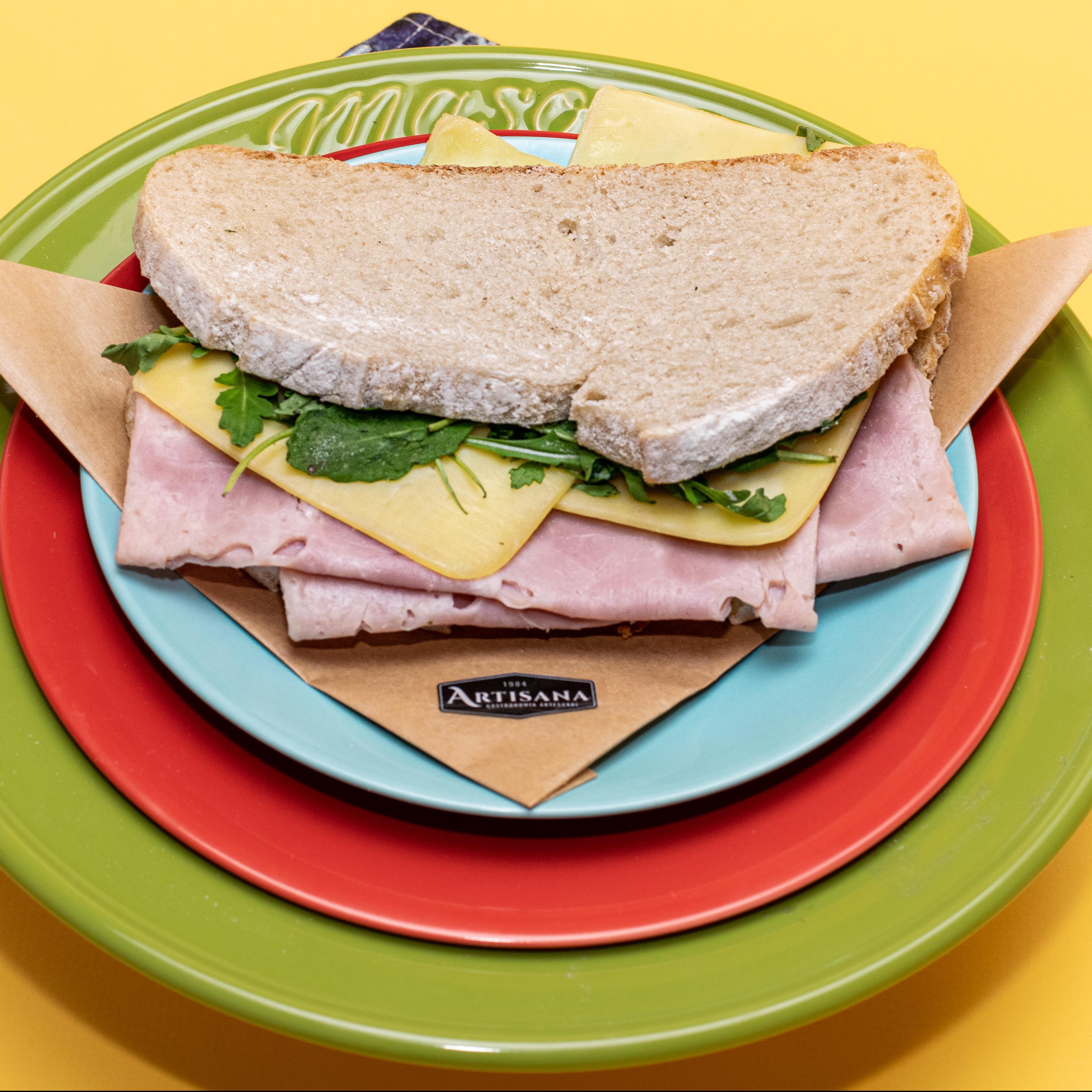 Sandwich de Jamon 2
